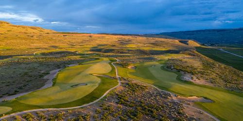 Getting To Know: Gamble Sands Golf Resort