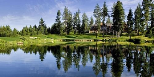 Featured Washington Golf Course