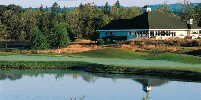 Ghost Creek Clubhouse at Pumpkin Ridge