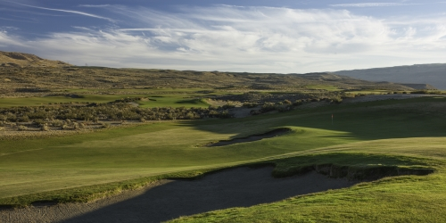 Gamble Sands Washington golf packages