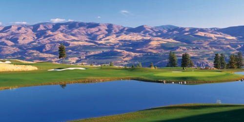 The Golf Course at Bear Mountain Ranch