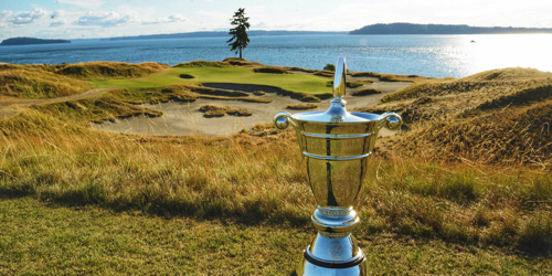 Chambers Bay - The Championship Experience