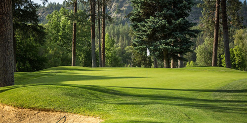 Kalispel Golf and Country Club Washington golf packages