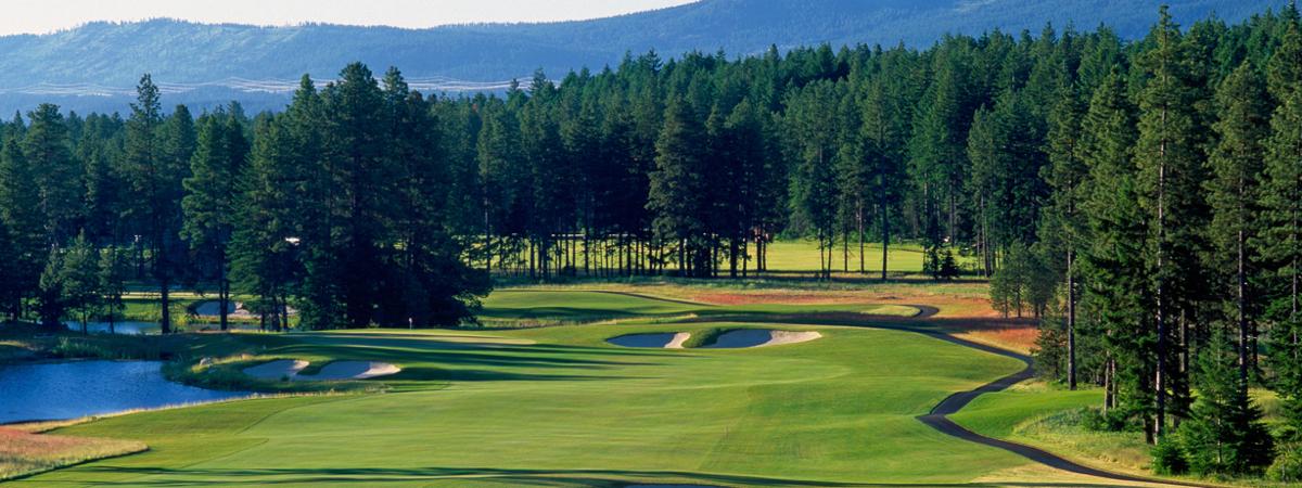 Suncadia Resort - Rope Rider Golf Course
