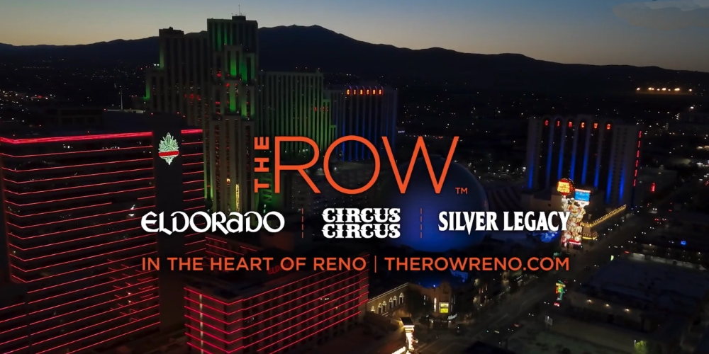 Eldorado Resorts, Inc. Debuts THE ROW